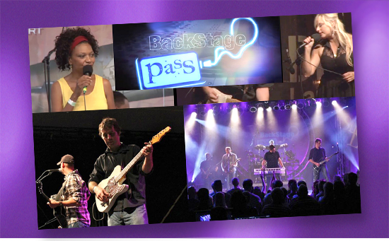 June 13 @ 9pm – Backstage Pass (Series)